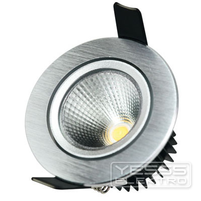 LUXNA LIGHTING Downlight LED schwenkbar AC eisen geb.